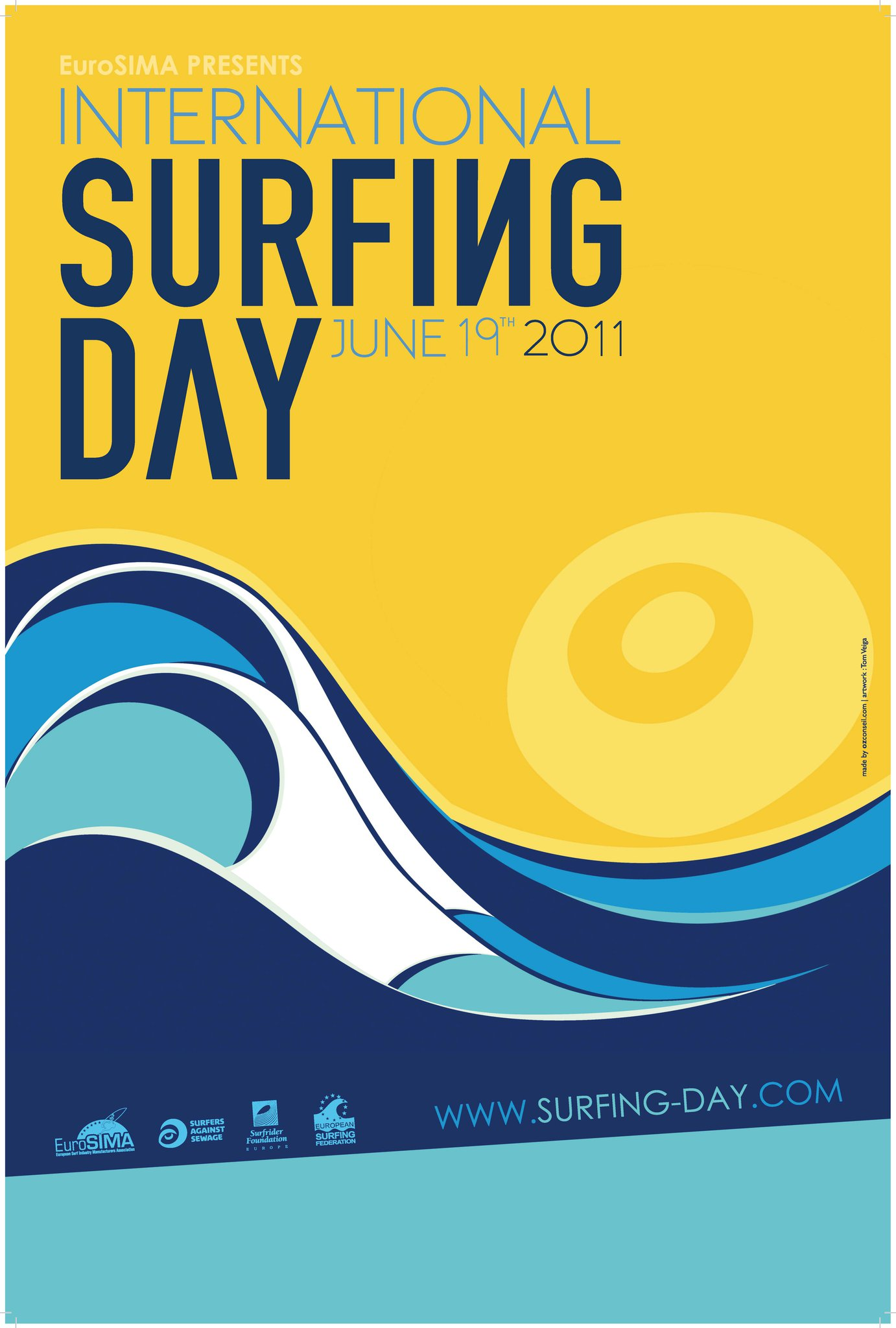 Celebrating International Surfing Day on June 18