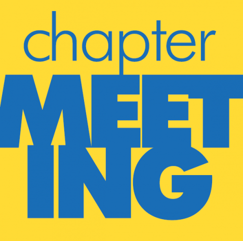 May 21 Chapter Meeting