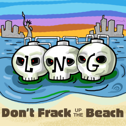 LNG Rally – Help us Tell Gov. Cuomo no to LNG!