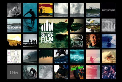 NY Surf Film Festival – Membership Drive October 17, 2013